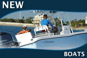 New Boat Inventory | Custom Marine | Georgia Boat Dealer