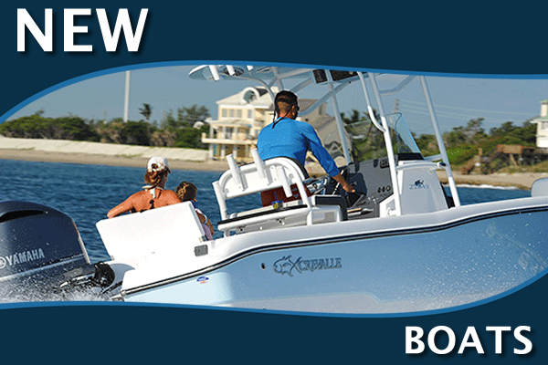 New Boats For Sale | Boat Dealer | Custom Marine Statesboro GA
