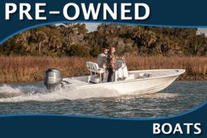Used Boats For Sale | Custom Marine | Georgia Boat Dealer