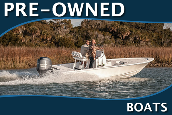 Used Boats For Sale | Boat Dealer | Custom Marine Statesboro GA