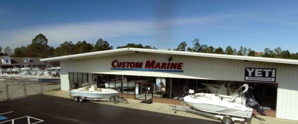 Custom Marine   Boat Dealer Statesboro GA