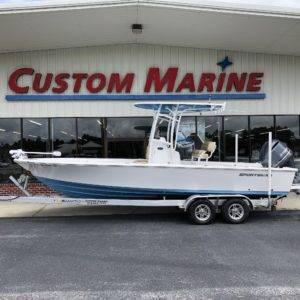 2017 Sportsman 247 Masters | Custom Marine Statesboro GA | Sportsman Dealer_1