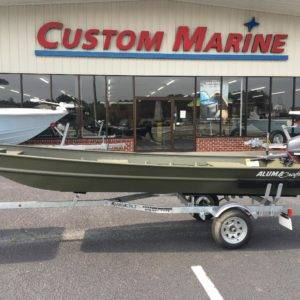 2018 Alumacraft 1436LT | Custom Marine Statesboro GA | Alumacraft Dealer_1