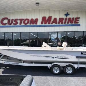 2018 Carolina Skiff 238DLV | Custom Marine Statesboro GA | Carolina Skiff Dealer_1