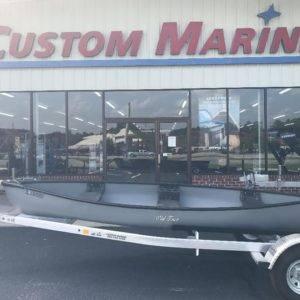 2010 Rockport 146 Canoe | Custom Marine Statesboro GA | Rockport Dealer_1