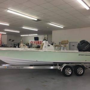 2018 Sportsman 207 Masters   Custom Marine Statesboro GA   Sportsman Dealer_1