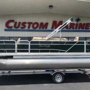 2017 Sweetwater 2086 Fish/Cruise   Custom Marine Statesboro GA   Sweetwater Dealer_1