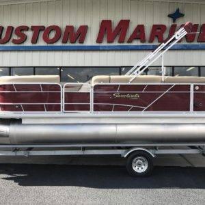 2017 Sweetwater 2086 Cruise | Custom Marine Statesboro GA | Sweetwater Dealer_1