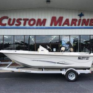 2017 Carolina Skiff 198DLV | Custom Marine Statesboro GA | Carolina Skiff Dealer_1