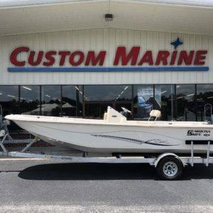 2017 Carolina Skiff 218DLV | Custom Marine Statesboro GA | Carolina Skiff Dealer_1