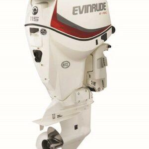 2015 Evinrude E115DPX | Custom Marine Statesboro GA | Evinrude Dealer_1