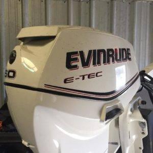 2011 Evinrude E60DSLII | Custom Marine Statesboro GA | Evinrude Dealer_1