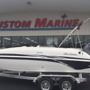 2018 Hurricane SS188   Custom Marine Statesboro GA   Hurricane Dealer_1