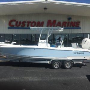 2018 Crevalle 26 Bay | Custom Marine Statesboro GA | Crevalle Dealer_1