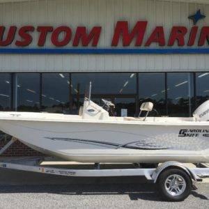 2016 Carolina Skiff 178DLV/BRP | Custom Marine Statesboro GA | Carolina Skiff Dealer_1