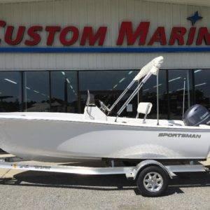 2016 Sportsman 17 Island Reef | Custom Marine Statesboro GA | Sportsman Dealer_1