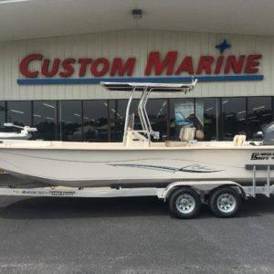 2018 Carolina Skiff 258DLV | Custom Marine Statesboro GA | Carolina Skiff Dealer_1