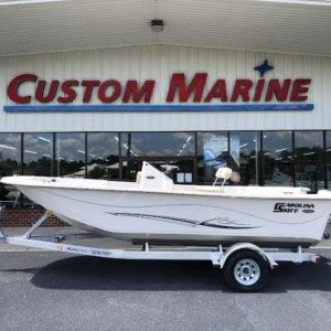 2018 Carolina Skiff 198DLV | Custom Marine Statesboro GA | Carolina Skiff Dealer_1