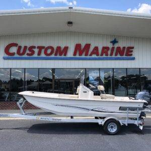 2018 Carolina Skiff 1765DLX | Custom Marine Statesboro GA | Carolina Skiff Dealer_1