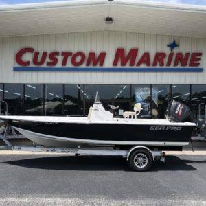 2016 SEA PRO 208 INSHORE DLX | Custom Marine Statesboro GA | SEA PRO Dealer_1