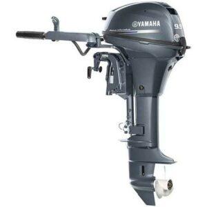 2018 Yamaha F9.9SMHB | Custom Marine Statesboro GA | Yamaha Dealer_1