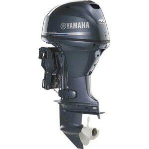 2018 Yamaha OB F40LA/AC | Custom Marine Statesboro GA | Yamaha OB Dealer_1