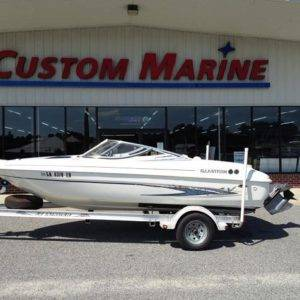 2002 Glastron SX175 Fish | Custom Marine Statesboro GA | Glastron Dealer_1