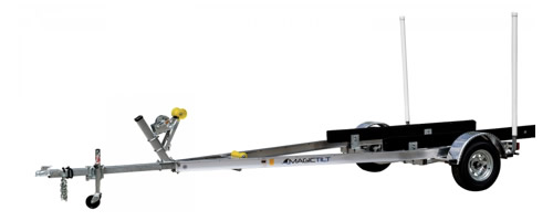 18' - 19' single axle boat trailer
