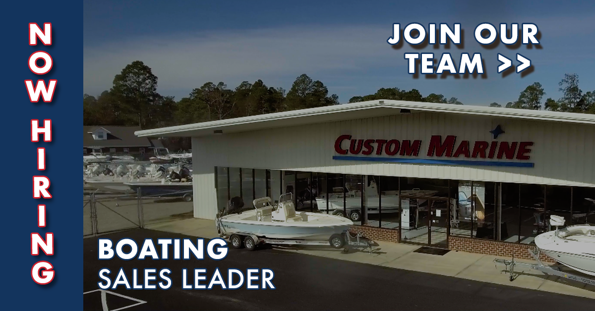 Boating Sales Leader