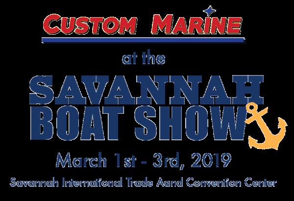 Custom Marine | Savannah Boat Show