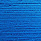 aegean blue  brushed square