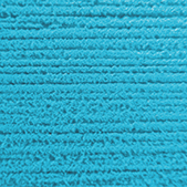 gulf stream blue brushed square