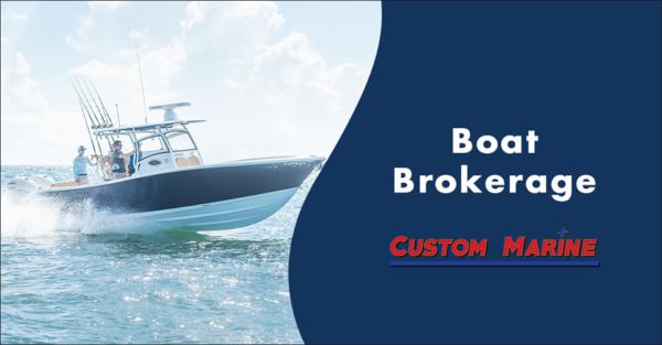 Boat Brokerage | Custom Marine Statesboro, GA