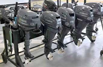 yamaha outboard motors repower