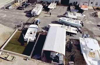 Boat Service and Parts | Custom Marine Statesboro, GA