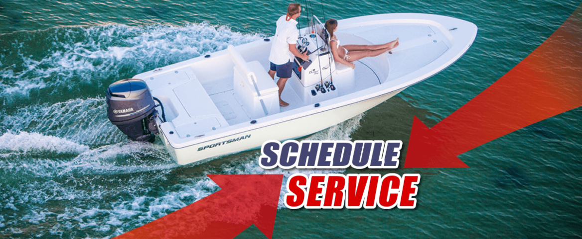 Schedule Service | Boat Repair Near Savannah, Ga | Custom Marine