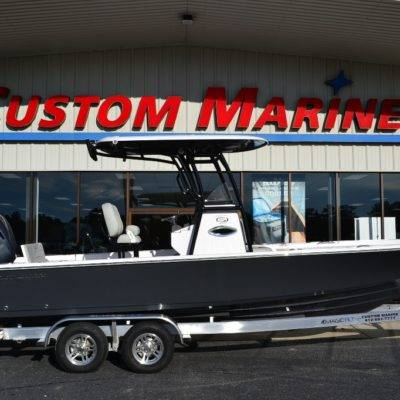 2020 Sportsman Masters 247 For Sale | Custom Marine | Statesboro Savannah GA Boat Dealer_1