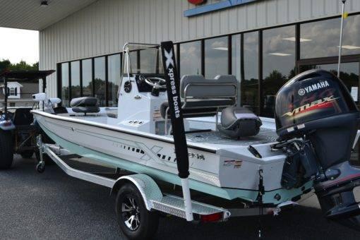 Xpress H20 Bay For Sale | Custom Marine | Statesboro Savannah GA Boat Dealer_5