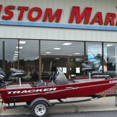 2019 TRACKER PRO 160 For Sale | Custom Marine | Statesboro Savannah GA Boat Dealer_1
