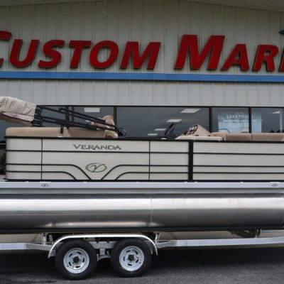 2021 Veranda VR20RC For Sale   Custom Marine   Statesboro Savannah GA Boat Dealer_1