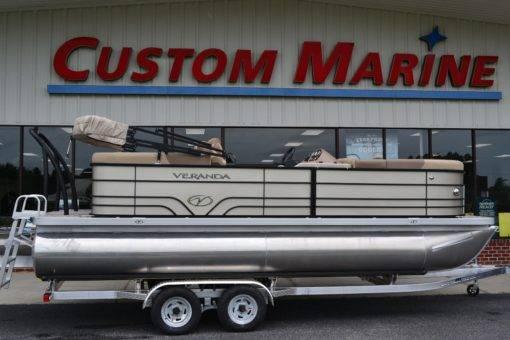 2021 Veranda VR20RC For Sale | Custom Marine | Statesboro Savannah GA Boat Dealer_1