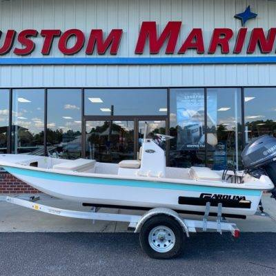 2020 Carolina Skiff JV15 Bench CC For Sale | Custom Marine | Statesboro Savannah GA Boat Dealer_1