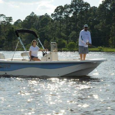 2021 Carolina Skiff 17 LS For Sale | Custom Marine | Statesboro Savannah GA Boat Dealer_1