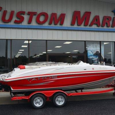 2007 TRACKER TAHOE 195 For Sale | Custom Marine | Statesboro Savannah GA Boat Dealer_1