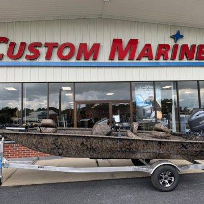 2020 Xpress XP180/Camo For Sale | Custom Marine | Statesboro Savannah GA Boat Dealer_1