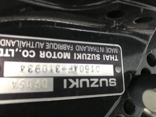 2013 Suzuki DF15AES For Sale | Custom Marine | Statesboro Savannah GA Boat Dealer_2