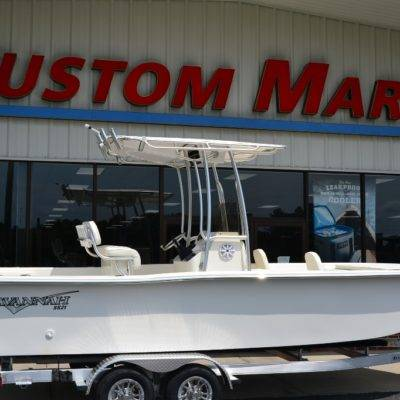 2021 Savannah Boats SS21 For Sale | Custom Marine | Statesboro Savannah GA Boat Dealer_1