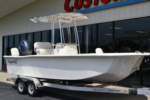 2021 Savannah Boats SS21 For Sale | Custom Marine | Statesboro Savannah GA Boat Dealer_2
