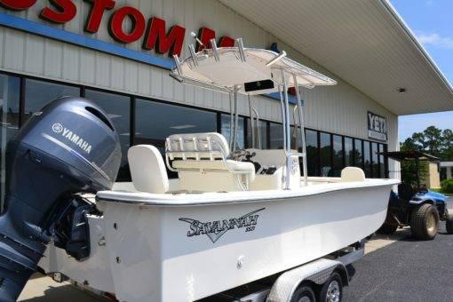 Savannah Boats SS21 For Sale | Custom Marine | Statesboro Savannah GA Boat Dealer_3