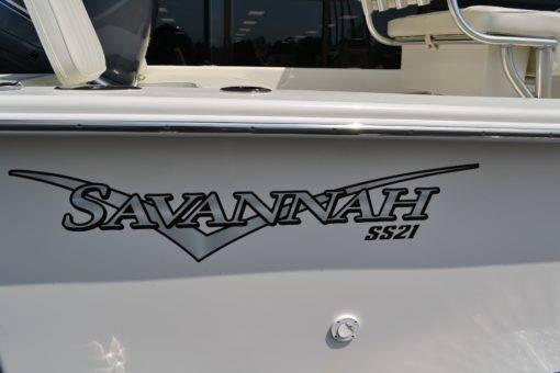 Savannah Boats SS21 For Sale | Custom Marine | Statesboro Savannah GA Boat Dealer_4